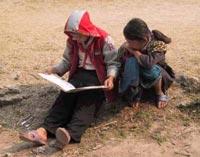 پروژه مهارت های زندگی و ترویج خواندن در کشورهای در حال توسعه(۱):   مجموعه کتابخا